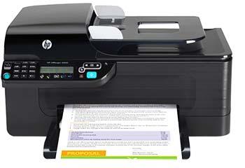 Download HP Officejet 4500