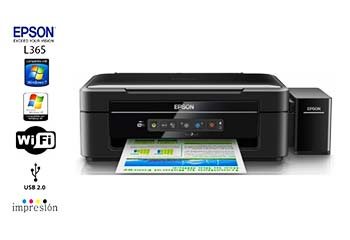 Download Epson L365 Driver Mac
