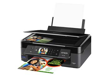 Epson Expression Home XP-430 Driver Mac