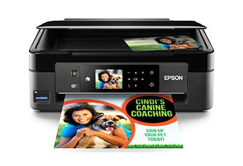 Epson Expression Home XP-430 Driver Windows