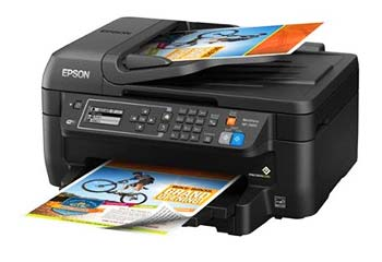 Epson WorkForce WF-2650 Driver Linux