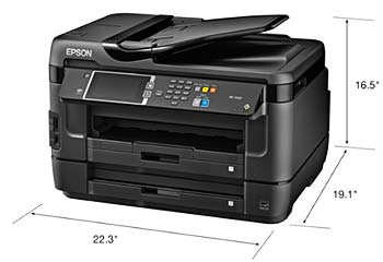 Epson WorkForce WF-7620 Driver Mac