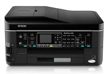 Epson WorkForce 645 Driver Free Mac