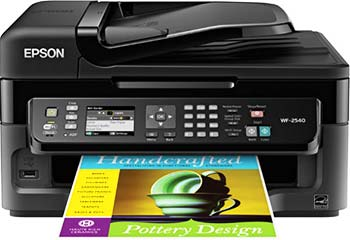 Epson WorkForce WF-2540 Driver Free Mac