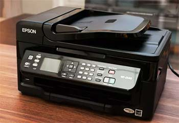 Epson WorkForce WF-2540 Driver Free Windows