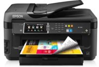 Epson WorkForce WF 7610 Driver Downlaod