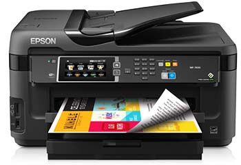 Download Driver For Printer Work Force Wf 7610
