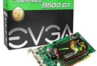 GeForce 9500 GT Driver Free Linux