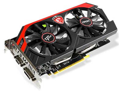 GeForce GTX 750 Ti Driver Free Windows