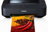 Canon PIXMA iP2770 Driver Free Download