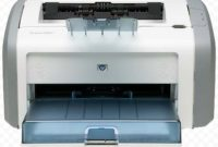 HP Laserjet 1020 Driver Free Download