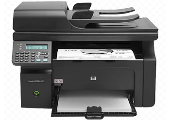 HP Laserjet M1212NF MFp Driver Free Download