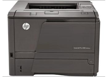 Hp laserjet pro 400 m401dne printer