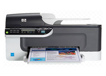HP Officejet J4580 Driver Free Download