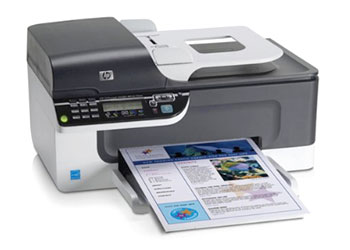 HP Officejet J4580 Driver Free Mac