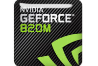 NVidia GeForce 820m Driver Free Windows