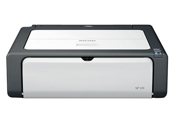 Ricoh Aficio SP 100 Driver Free Download