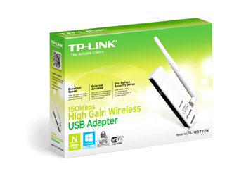TP-LINK TL-WN722N Driver Free Windows
