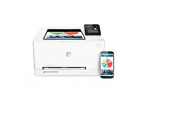 Download HP Color LaserJet Pro M252dw Driver Free