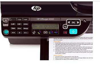 Download HP Officejet 4500 Driver Windows