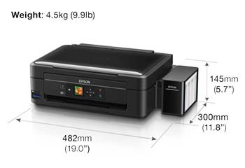 Epson L455 Wireless Driver Mac