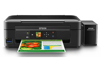Epson L455 Wireless Driver Windows