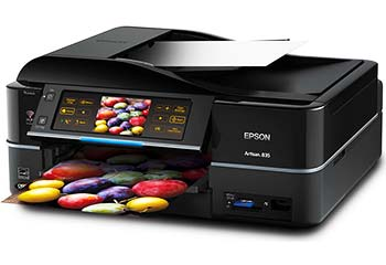 Download Epson Artisan 835 Driver Download