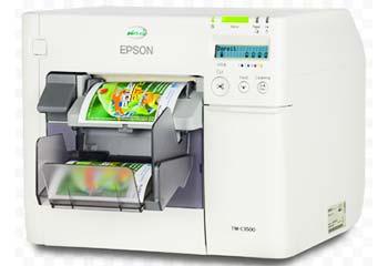 Epson TM-C3500 Driver Linux