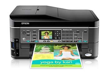 Epson WorkForce 545 Driver Download