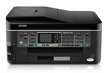 Epson WorkForce 545 Driver Linux