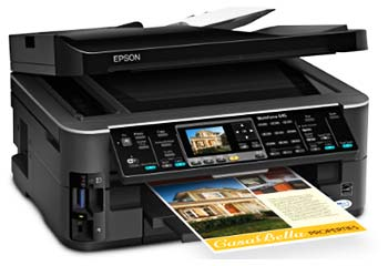 Epson WorkForce 645 Driver Free Windows