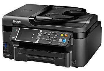 Epson WorkForce WF-3620 Driver Download