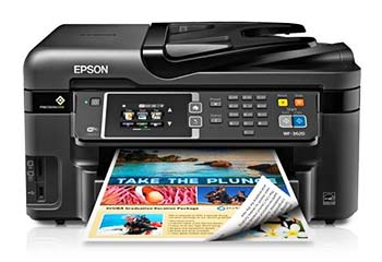 Epson WorkForce WF-3620 Driver Linux