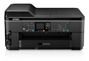 Epson WorkForce WF-7510 Driver Free Download