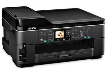 Epson WorkForce WF-7510 Driver Free Mac
