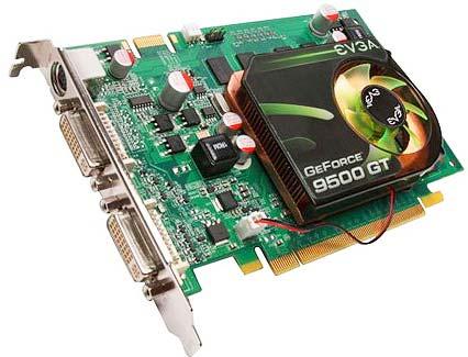GeForce 9500 GT Driver Free Mac