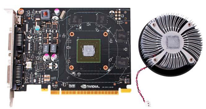 GeForce GTX 750 Ti Driver Free Linux