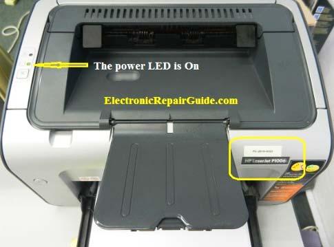 HP Laserjet P1006 Driver Free Mac