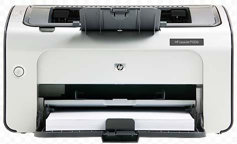 HP Laserjet P1006 Driver Free Windows