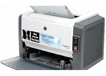 Konica Minolta PagePro 1350W Driver Free Linux
