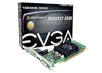 nVidia GeForce 8400 GS Driver Free Mac