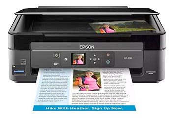 Download Epson XP-330 Driver Free