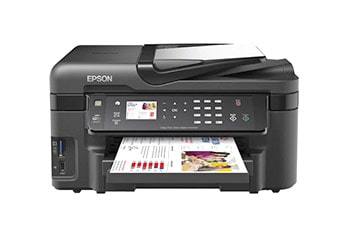 Download Epson WF-3520DWF Driver Free