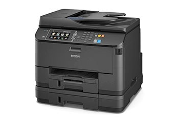 Download Epson WF-4640DTWF Driver Free