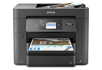 Download Epson WF-4734 Driver Free