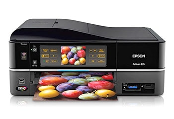 Download Epson Artisan 835 Driver Free
