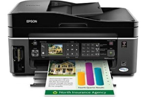 Epson WorkForce 610 Printer