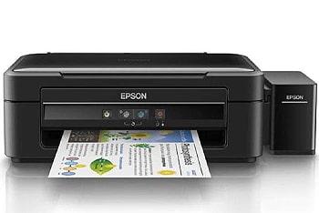 Epson L380 Driver Printer