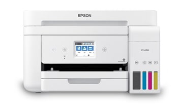 Epson ET-4760 Driver Printer Download