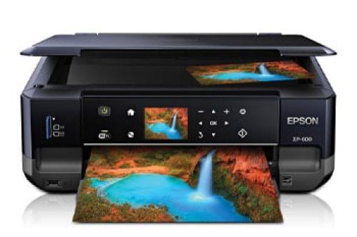 Epson XP-600 Driver Printer Download